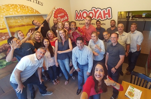MOOYAH Burgers, Fries & Shakes Named Best Place to Work in North Texas by Dallas Business Journal