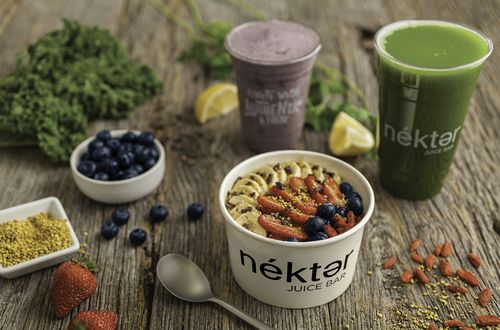 Nékter Juice Bar Celebrates Record Growth in Q2; On Par to Exceed Goal of 300 Locations by 2020