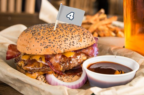 Snuffer's Goes to Backup Plan, Promotes Dakburger to Starting Lineup