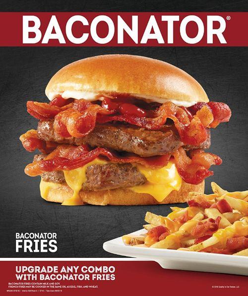Wendy's Baconator