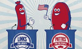 Bob Evans Asks America to Choose: Links or Patties