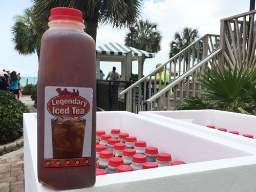 Bojangles' Refreshes Millions during its #SummerOfTea Tour