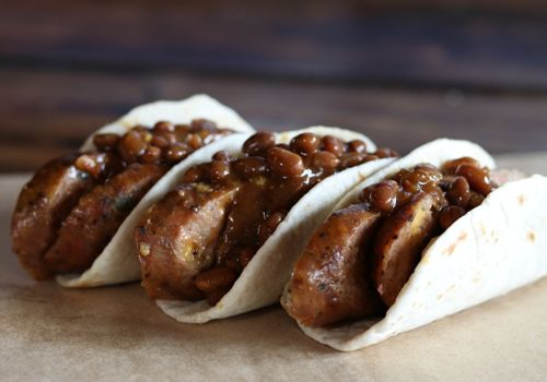 Dickey's Barbecue Pit Features Frank & Bean Taco in October, Spicing Up a Childhood Favorite