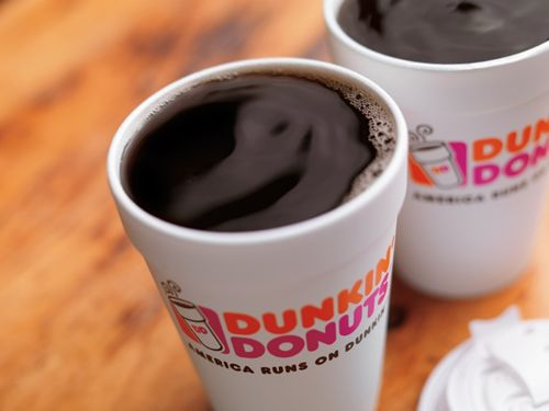 Dunkin' Donuts Celebrates National Coffee Day By Offering Medium Hot Coffee for Only 66 Cents