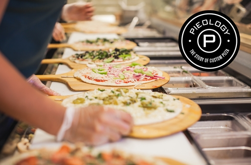 Pieology Pizzeria Opens First South Carolina Location in Charleston