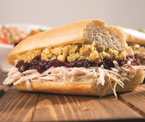 That Slow-Roasted Turkey Smell is Chicago's First Capriotti's