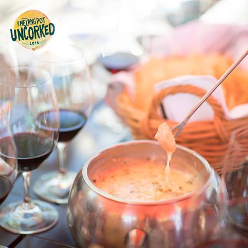Uncork & Unwind with The Melting Pot's One-of-a-Kind Wine Tasting Adventure