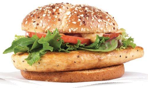 Wendy's New Grilled Chicken Sandwich