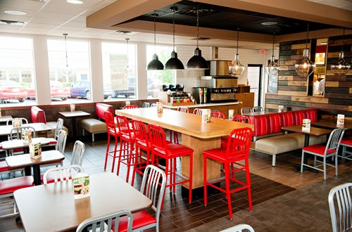 Why So Many Legacy Fast-Food Restaurants Are Getting Makeovers