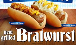Wienerschnitzel Celebrates Oktoberfest with the Return of Grilled Bratwurst