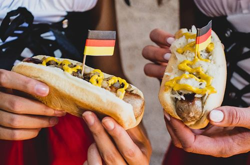Wienerschnitzel Celebrates Oktoberfest with the Return of Grilled Bratwurst