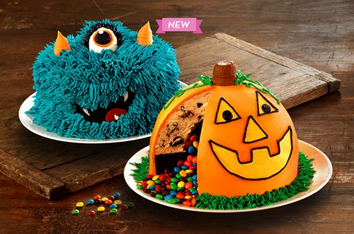 Baskin-Robbins Introduces a Frighteningly Delicious Lineup of Frozen Treats to Celebrate the Halloween Season