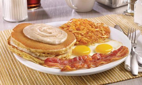 Denny's Celebrates The Season With New Festive Pancake Flavors