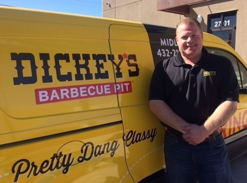 Dickey's Barbecue Pit Growing in Home State With New Store Opening in Odessa, TX
