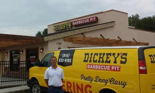 Dickey's Barbecue Pit Opens New Location in Wichita, KS