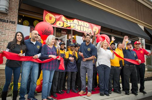 The Halal Guys First Philadelphia Location Welcomed by King of Prussia
