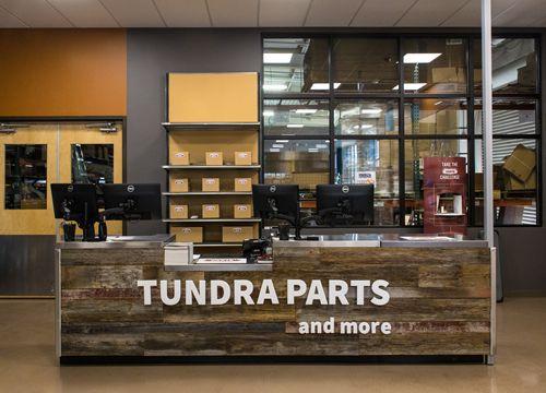 Tundra Parts Desk Open House - Featuring Original Parts