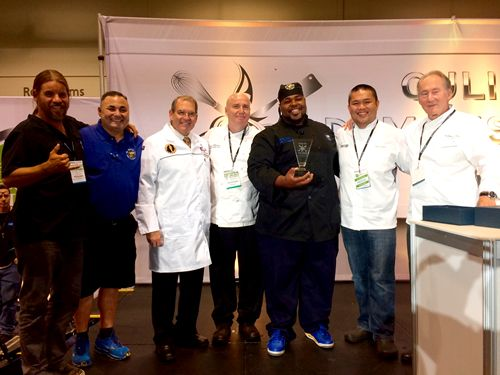 Twisted Tuna Chef Wins FRLA Rapid Fire Cooking Competition
