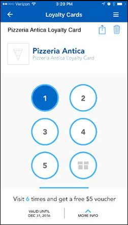 Zapper Mobile Payment App Launches In-App Loyalty Cards