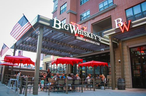 Big Whiskey's Signs First Franchisee in Bentonville, AR
