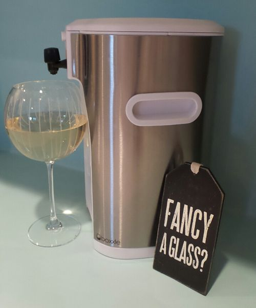 Boxxle Wine-On-Tap is the Newest Trend Taking Over the Foodie World