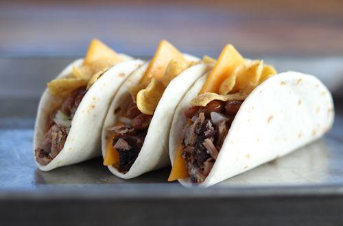 The Frito's Pie Taco