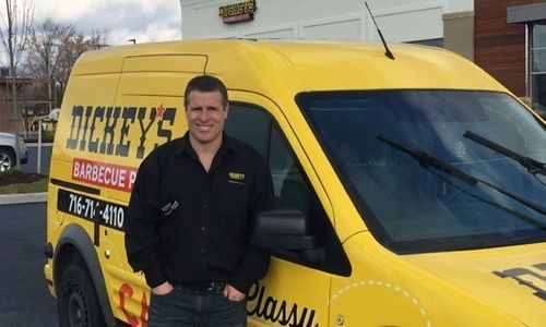 Dickey's Barbecue Pit Opens New Location in the Big Apple