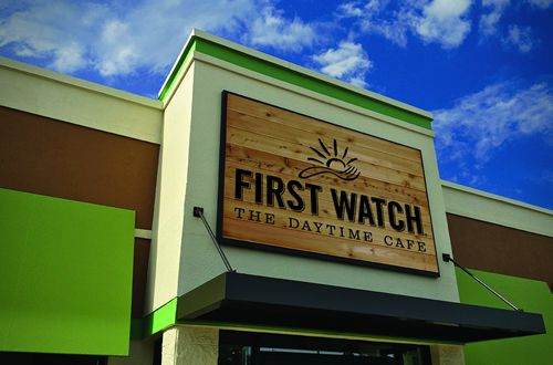 First Watch Signs 12-Restaurant Development Agreement with Experienced Restaurant Operator