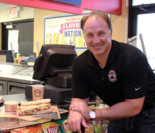 Major Industry Trade Franchise Times Names Erbert & Gerbert's Sandwich Shop to Their Top 500 Franchises List