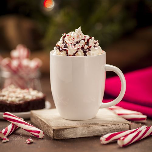 Peppermint Treats Abound this Holiday Season at Nestlé Toll House Café by Chip