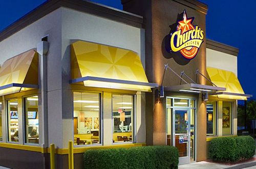 New 10-Restaurant Deal for Church's Chicken to be Start of a $40 Million 10-Year Expansion