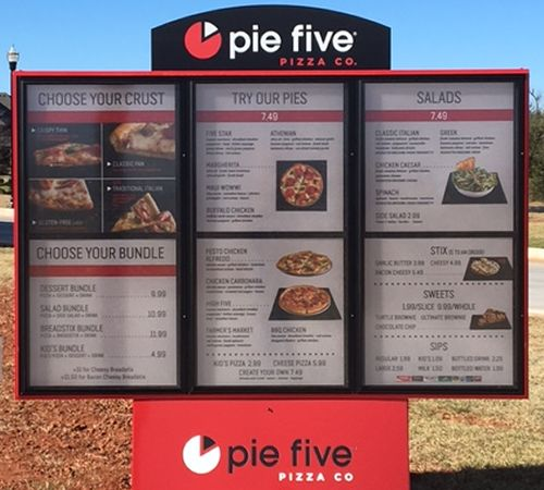 Yukon, Oklahoma Strikes Gold with Opening of Newest Pie Five Restaurant