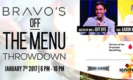 BRAVO's Off The Menu Throwdown Event Set For January 7 at the Wrigley Mansion