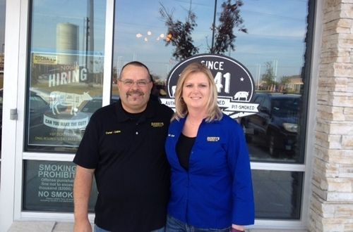 Local Entrepreneur Opens New Dickey's Barbecue Pit in Frisco
