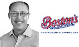 Boston's Restaurant & Sports Bar Names Mo Boutara Vice President of Development and Franchise Sales