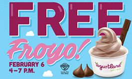 "Yogurtland ""Raises a Spoon"" to First-Ever International Frozen Yogurt Day Celebration On February 6, 2017"