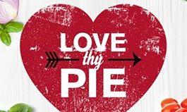 Celebrate Valentine's Day with Pieology Pizzeria
