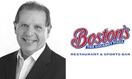 Franchising Veteran Rounds Out Boston's Restaurant & Sports Bar New Executive Team