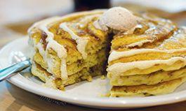 Sunny Street Café Celebrates National Pancake Week