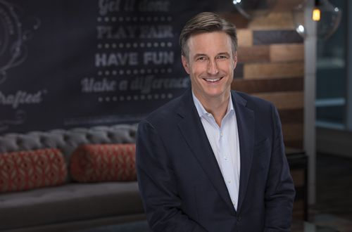 """Arby's CEO Paul Brown Named """"Restaurant Leader of the Year"""" by Restaurant Business"""