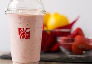 "Chick-fil-A Makes Frosted Lemonade Even ""Sweeter"" This Spring"