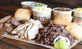 Local Entrepreneur Brings Dickey's Barbecue Pit to Orange