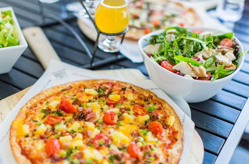 The Pizza Press Marks Fifth Anniversary With Plans for Nearly 150 New Stores & International Expansion by End of 2018