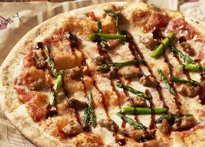 MOD Pizza Debuts Spring Seasonal Pizza – The Crosby