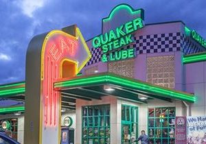 Quaker Steak & Lube partners with Wounded Warriors Family Support for High Five Tour 2017