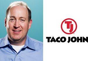 Taco John's Welcomes Tom Meyer As VP Of Marketing