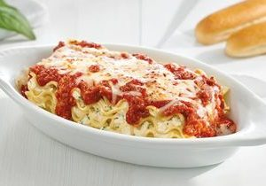 Fazoli's Layers on the Love for National Lasagna Day