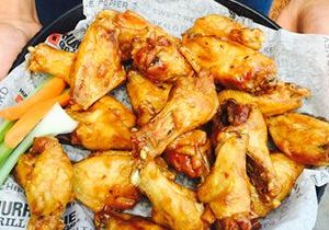 Hurricane Grill & Wings Celebrates National Chicken Wing Day with $1 Wings and Other Specials