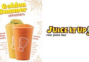 Juice It Up! Partners with Tajin for New Golden Summer Refreshers