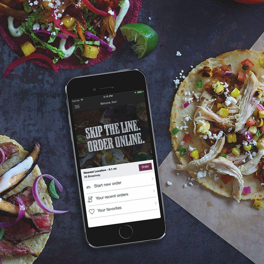 Velvet Taco Debuts New Mobile App Restaurantnews Com